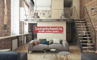 Дизайн молодежной комнаты