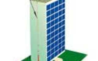 Молниезащита жилого многоэтажного дома
