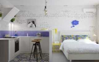 Дизайн однокомнатной квартиры 34 кв м