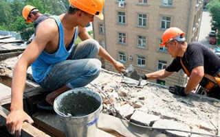 Капитальный ремонт кровли многоквартирного дома технический регламент
