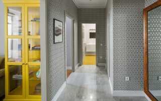 75 идей дизайна однокомнатной квартиры