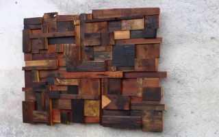 50 идей декора из дерева своими руками