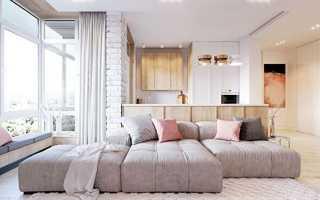 Дизайн квартир в стиле минимализм