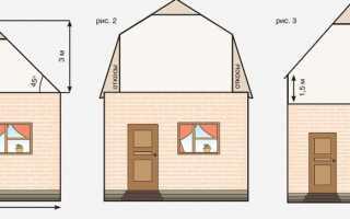 Как переделать крышу дома под мансарду?