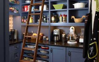 10 вариантов создания функциональной кладовки в квартире