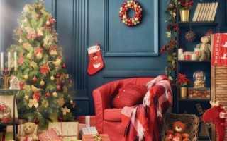 Как украсить квартиру и дом на новый год