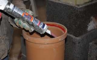 Термостойкие герметики для металла