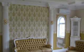 Декор гостиной своими руками