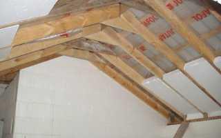 Можно ли утеплять крышу пенопластом