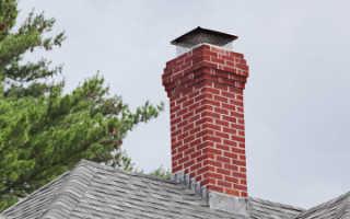 Устройство дымохода в частном доме из кирпича