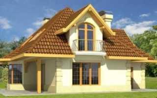 Устройство мансардной крыши деревянного дома