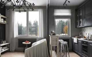 Дизайн кухни гостиной 30 кв м