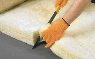 Как клеить минеральную вату на фасад