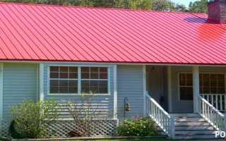 Какой профлист лучше для крыши дома