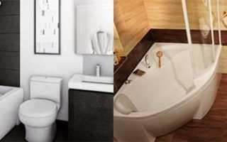 Как правильно выбрать ванну для квартиры и дома