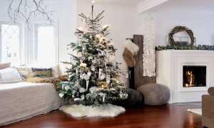 Новогодний декор дома и квартиры своими руками