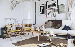Идеи дизайна трехкомнатной квартиры п