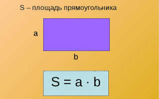 Как посчитать квадраты потолка?