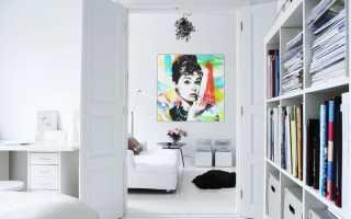 Белые обои примеры дизайна на 75 фото в интерьере