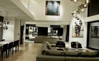 100 идей гостиной