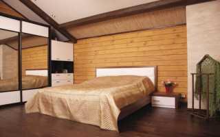 Вагонка в интерьере квартиры и дома