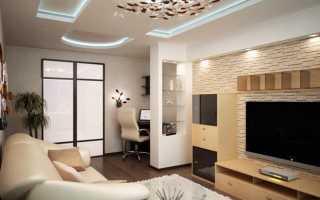 Дизайн гостиной 16 кв м1