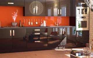 Как расставить мебель на кухне, а также расположение техники, мойки