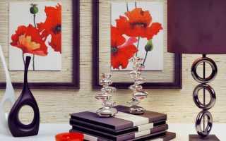 Элементы и предметы декора интерьера1