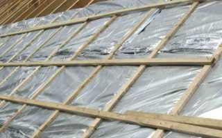 Как правильно стелить гидроизоляцию на крышу