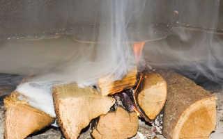 Как убрать обратную тягу в дымоходе?