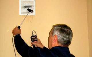 Проверка вентиляционных каналов и дымоходов кто занимается