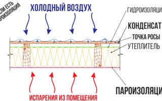 Пленка пароизоляционная универсальная технониколь