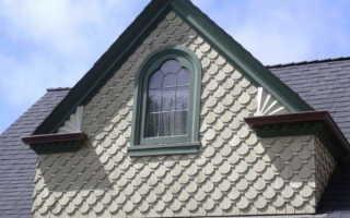 Чем закрыть фронтон крыши?