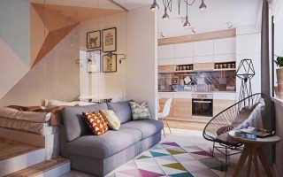 Дизайн квартиры 42 кв м