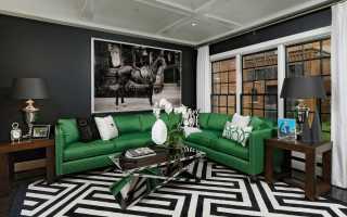 Подбираем цвет дивана к интерьеру