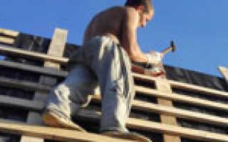 Замена крыши на старом доме цена