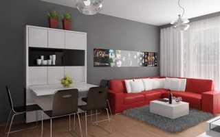 Дизайн комнаты в общежитии