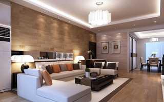Дизайн зала в квартире и доме