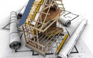 Проекты мансардных крыш частных домов